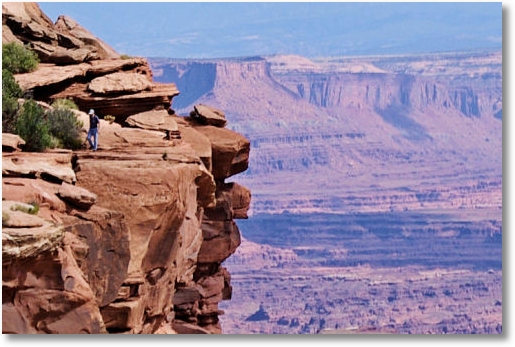 Canyonlands National Park - Cropped Image