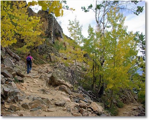 Cascade Canyon Trail, Grand Teton National Park