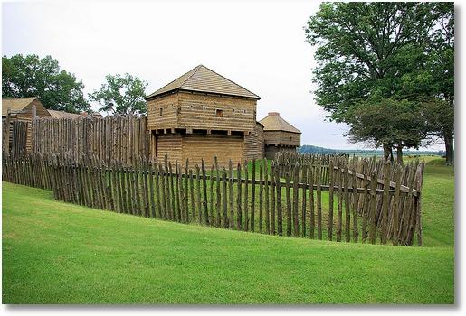 Fort Massac State Park, Illinois, 9/5/08