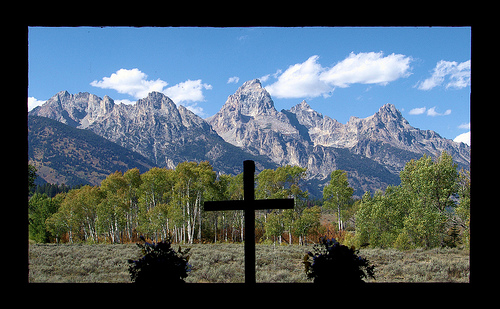 Grand Teton National Park, Wyoming, September 20, 2007