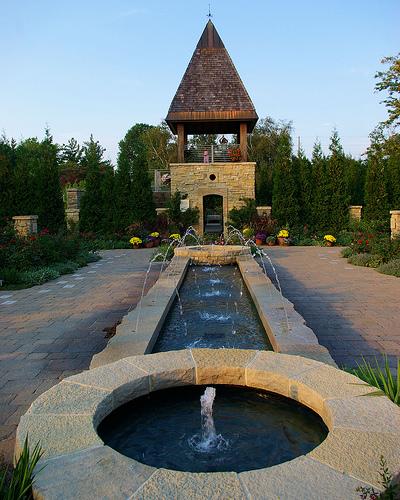 Olbrich Botanical Gardens, Madison, Wsconsin, September 22, 2008