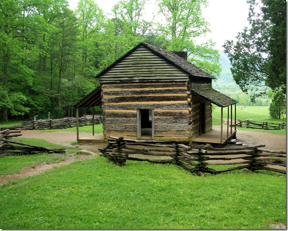 John Oliver Place, Cades Cove, Great Smoky Mountains National Park