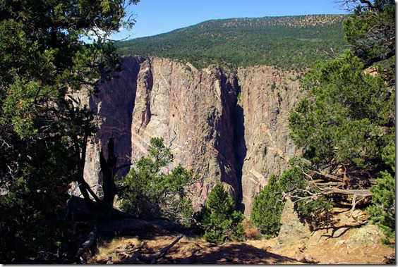Chasm View Nature Trail, Black Canyon of the Gunnison National Park
