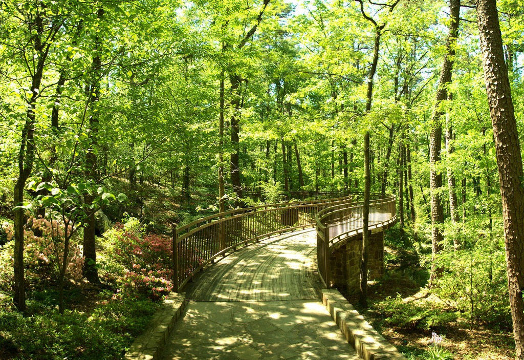 The Official Botanic Garden Of Rutgers: Gardens In The Woods
