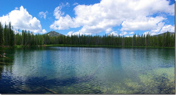 Martin Lake, Idaho