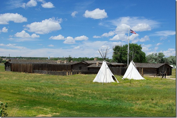 Fort Caspar, Casper, Wyoming