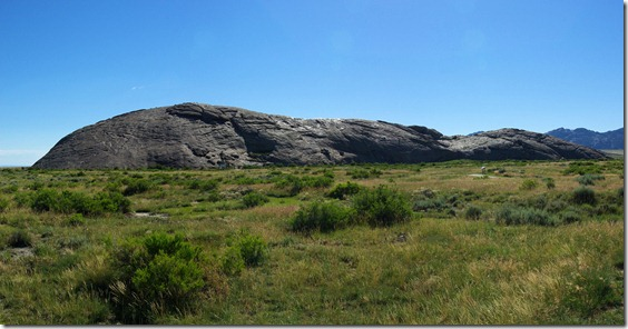 Independence Rock, Wyoming