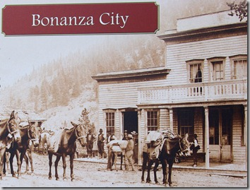 Bonanza City ghost town, Idaho, July 28, 2010