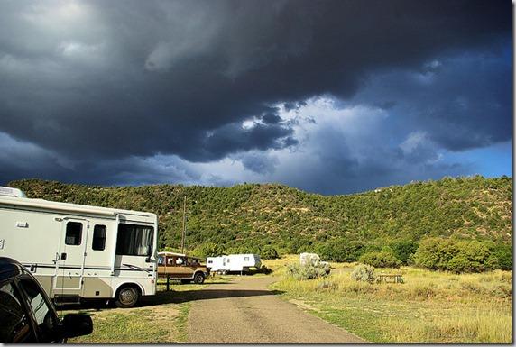 Mesa Verde National Park, Colorado, September 15, 2009