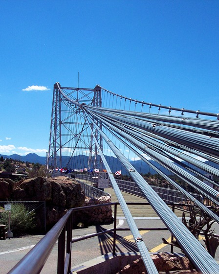 Royal Gorge, Colorado, August 23, 2004 - 2