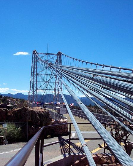 Royal Gorge, Colorado, August 23, 2004 - 2