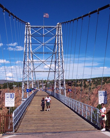 Royal Gorge, Colorado, August 23, 2004 - 3