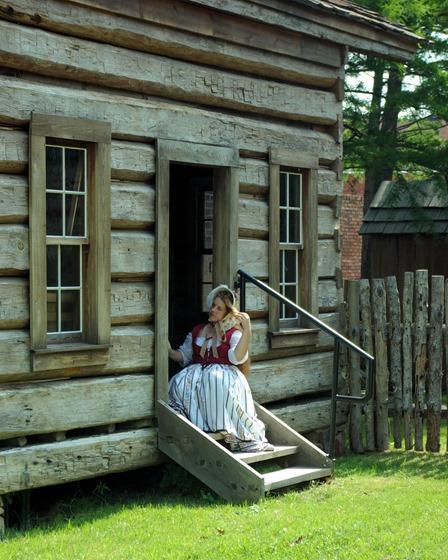 Territorial Fair at the Historic Arkansas Museum -1