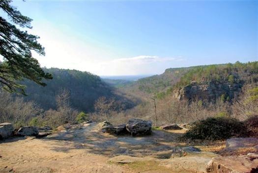 Cedar Creek Canyon - Petit Jean State Park, Arkansas